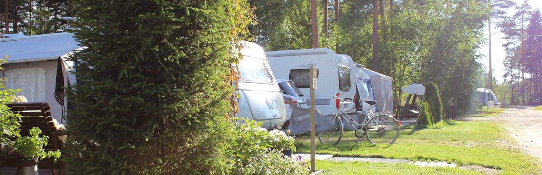 Camping Laakasalo Caravan